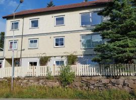 Berg Apartments, hotel near Hurtigruten terminal Svolvær, Svolvær