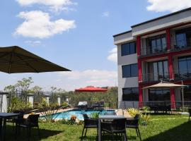 Mythos Boutique Hotel, hotel a Kigali