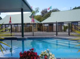 Cheviot Park Motor Lodge, motel in Whangarei
