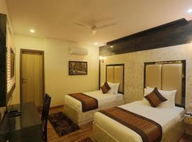 Airport Plazzo, three-star hotel in New Delhi