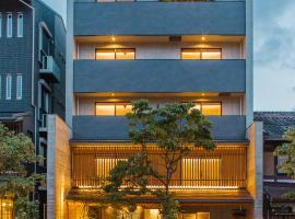 Higashiyama Shikikaboku, hotel en Kioto