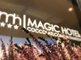 Magic Hotel, spa hotel in Atena Lucana