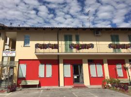 Hotel Residence Alba Bra, hotel a Pocapaglia