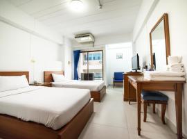 Siam Palace hotel, hotel near Chatuchak Weekend Market, Bangkok