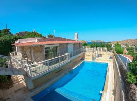 The Mardim Villa, hotel in Sounio