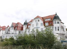 Hotel Stolteraa, Hotel in der Nähe von: Yachthafen Warnemünde, Warnemünde