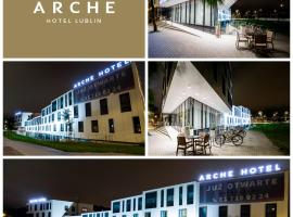 Arche Hotel Lublin, apartment in Lublin