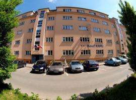 Hotel KAMU GARNI, hotel a Vsetín