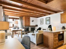 Luderna - Apartamento Val de Ruda A3 Baciver, pet-friendly hotel in Baqueira-Beret