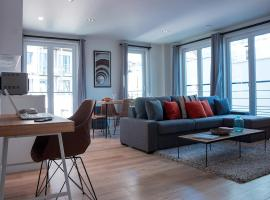 Smartflats Design - EU Commission, apartment in Brussels
