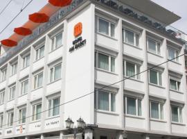 Hotel Am Markt, Hotel in Karlsruhe
