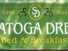 Saratoga Dreams Bed and Breakfast, hotel near Wilton Mall, Saratoga Springs