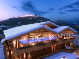 Boutiquehotel die Alpbacherin, hotel in Alpbach