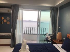 Sea View Hotel and Restaurant on Maenam beach, hotel near Santiburi Beach Resort ,Golf and Spa, Mae Nam