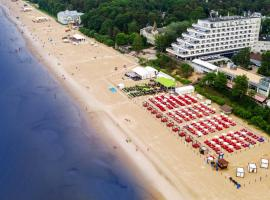 Baltic Beach Hotel & SPA, hotel in Jūrmala
