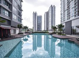 Schott Place@Conezion IOI Resort City Putrajaya, apartment in Putrajaya