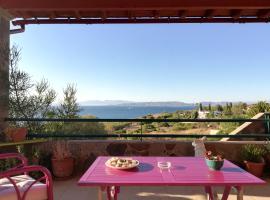 Breathtaking View!!!, pet-friendly hotel in Aegina Town