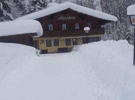 Haus Alpenheim, Budget-Hotel in Flachau
