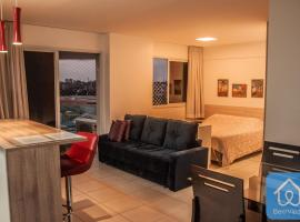 Apartamento Luxuoso - Mandarim Salvador Shopping, hotel with jacuzzis in Salvador