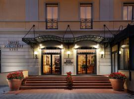 Hotel President, отель в Виареджо