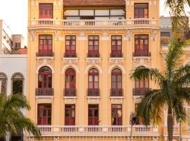 Selina Lapa Rio de Janeiro, hotel v destinácii Rio de Janeiro