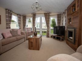 Willow View, glamping site in South Cerney