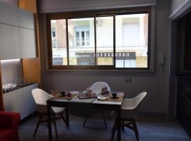 SASSARI HOUSE, hotel accessibile a Catania
