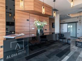 Aloha, hotel in Niš