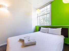 JUCY Snooze, hostel in Auckland