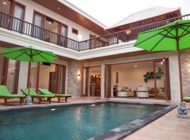 Pineapple Villa Sanur, accessible hotel in Sanur