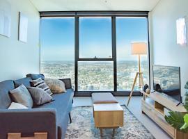 AirTrip Apartment on Margaret Street in CBD, B&B in Brisbane