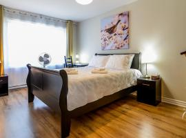 2314 Rue Duff Court, budget hotel in Montreal