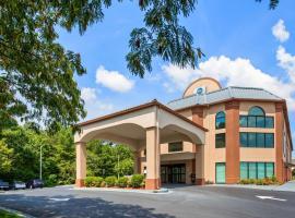 Best Western Carowinds, hotel in Fort Mill