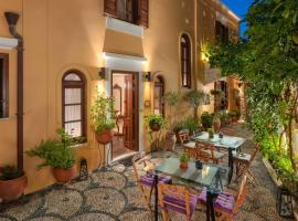Rodos Niohori Elite Suites Boutique Hotel, hotel near Governors Palace, Rhodes Town