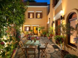 Rodos Niohori Elite Suites Boutique Hotel, hotel near Archaeological Museum of Rhodes, Rhodes Town