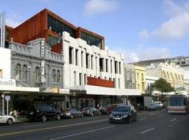 K Road City Travellers, hostel in Auckland