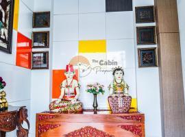 The Cabin Tugu Hostel, homestay in Yogyakarta