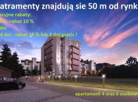 Apartament Eliza – hotel w pobliżu miejsca Staw Kajakowy Ustroń w Ustroniu