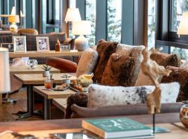 Crans Ambassador, hotel in Crans-Montana