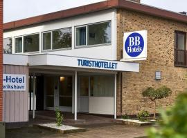 BB-Hotel Frederikshavn Turisthotellet, hotel in Frederikshavn
