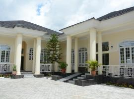 Springs Sparadise, hotel en Abuja