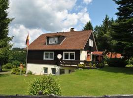 Haus Rehblick FeWo-App-2, Ferienwohnung in Sankt Andreasberg