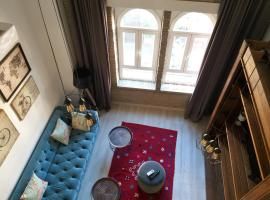 GoToSeville FERIA APARTMENTS, hotel en Sevilla