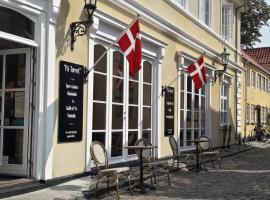 Hotel På Torvet, hotel i Ærøskøbing