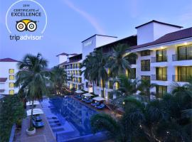 Fairfield by Marriott Goa Anjuna, hotel near Reis Magos Fort, Anjuna
