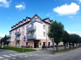 Wellness hotel Harmonie Třeboň, hotel v destinaci Třeboň