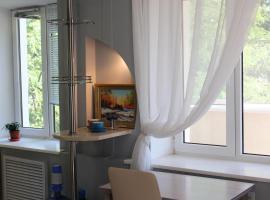 Студия на Октябрьской, hotel with jacuzzis in Krasnodar