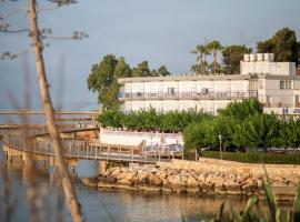 Hotel Restaurant Juanito Platja, hotel in Sant Carles de la Ràpita