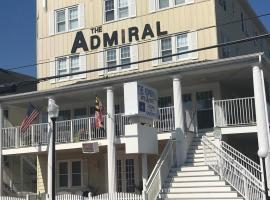 The Admiral Hotel/Motel, motel in Ocean City