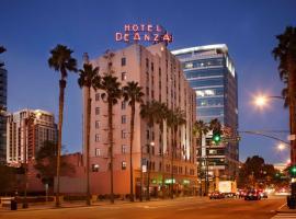 Hotel De Anza, hotel in San Jose